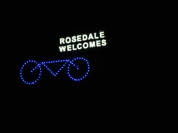 Rosedale TDY iN Lights