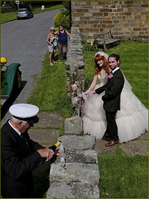 Mr and Mrs Rickhuss 2